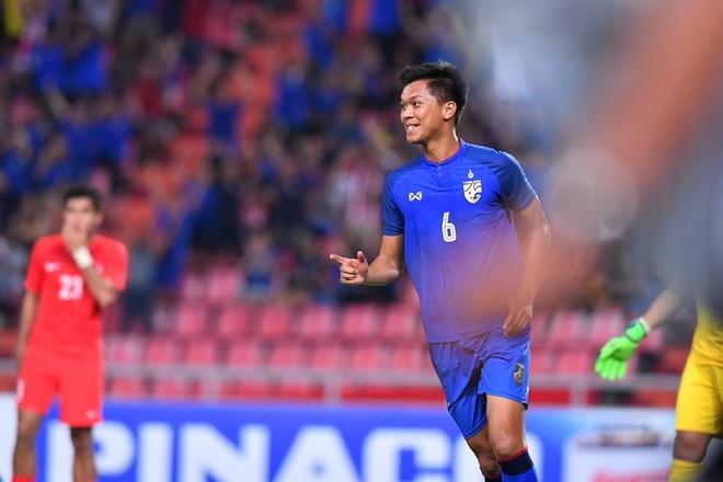 Viet Nam lep ve truoc Thai Lan o doi hinh Dong Nam A tai Asian Cup hinh anh 4
