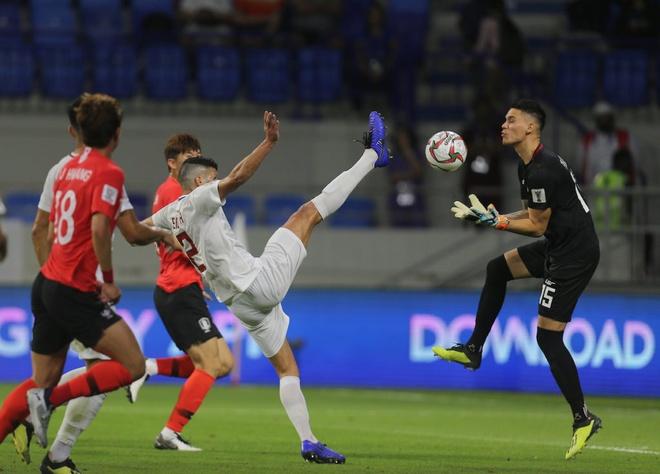 Viet Nam lep ve truoc Thai Lan o doi hinh Dong Nam A tai Asian Cup hinh anh 1
