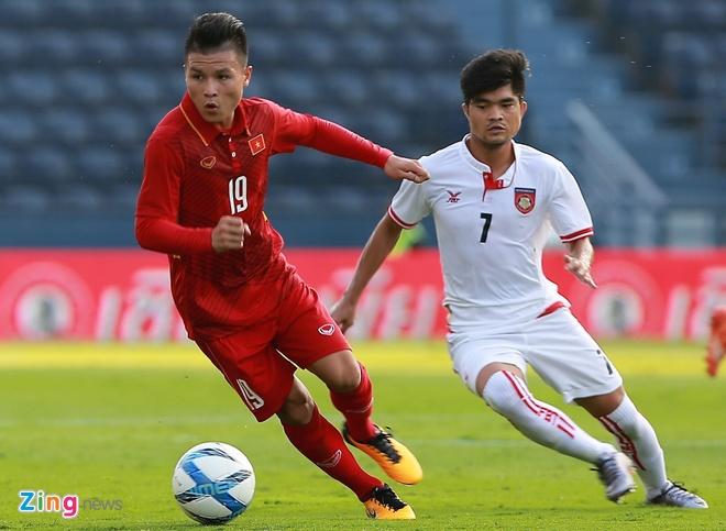 Viet Nam lep ve truoc Thai Lan o doi hinh Dong Nam A tai Asian Cup hinh anh 8