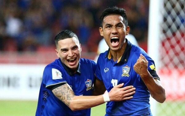 Viet Nam lep ve truoc Thai Lan o doi hinh Dong Nam A tai Asian Cup hinh anh 10
