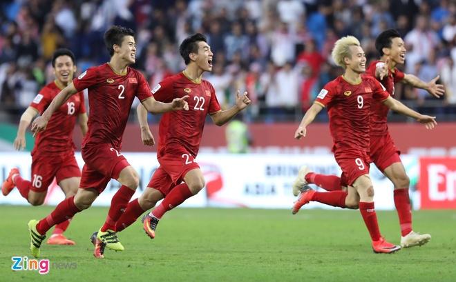 'Vao tu ket Asian Cup, day moi la ky tich cua bong da Viet Nam' hinh anh 2