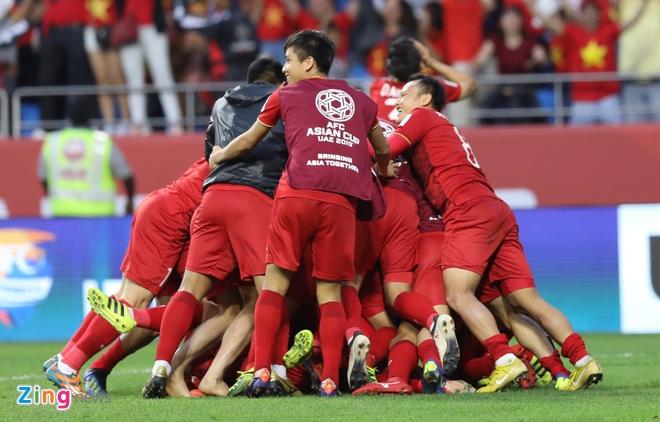Vào tứ kết Asian Cup, đây mới là kỳ tích của bóng đá Việt Nam