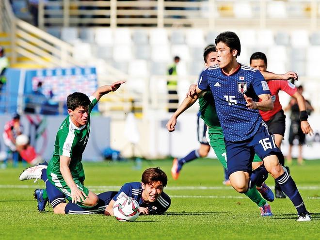 Doan Van Hau lot top nhung cau thu xuat sac sau vong 1/8 Asian Cup hinh anh 5