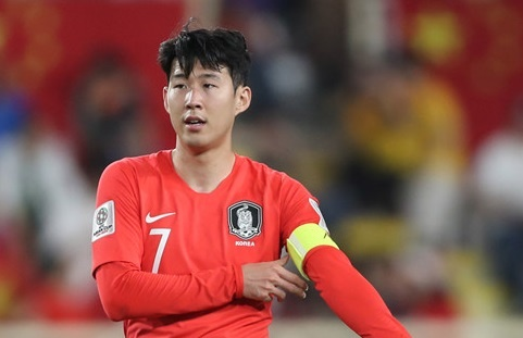 Son Heung-min thua nhan met moi khi tro ve du Asian Cup hinh anh