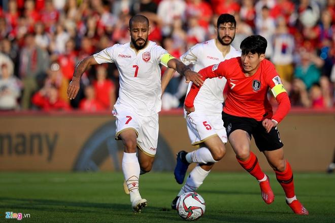 Son Heung-min thua nhan met moi khi tro ve du Asian Cup hinh anh 1