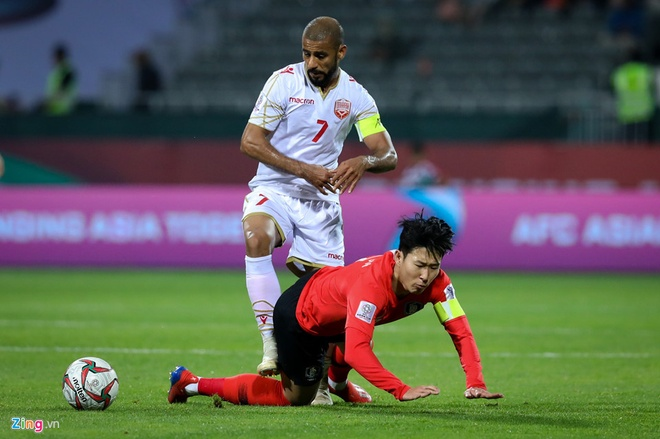 Son Heung-min thua nhan met moi khi tro ve du Asian Cup hinh anh 2