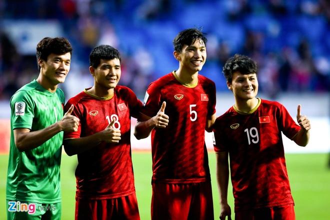 5 thong ke dang chu y truoc tran Viet Nam vs Nhat Ban anh 1