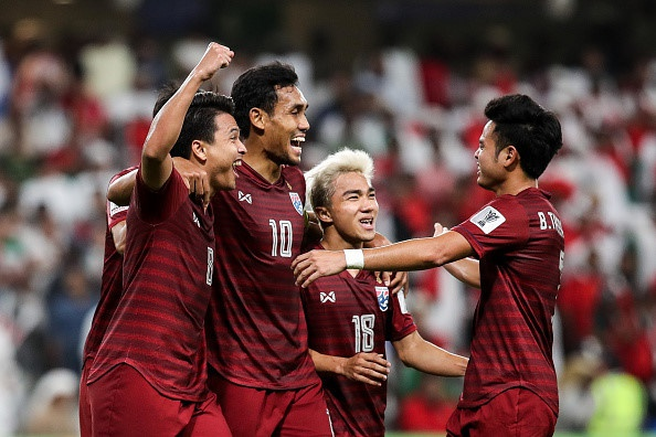 Tuyen Thai Lan duoc thuong bao nhieu sau chien tich tai Asian Cup? anh 1