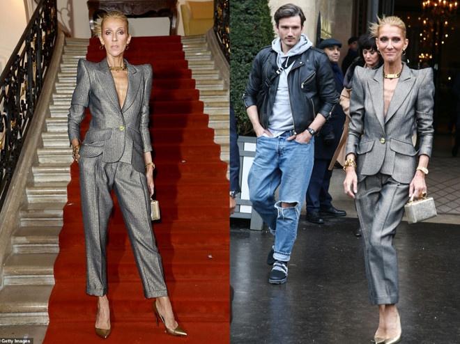 Britney Spears xuong sac, Celine Dion gay tro xuong sau 20 nam hinh anh 4
