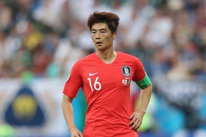 Ki Seung-yueng chia tay tuyen Han Quoc sau that bai o Asian Cup anh 1