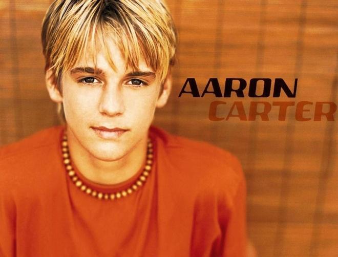 Aaron Carter - 20 nam tu 'Hoang tu nhac pop' thanh ca si het thoi hinh anh 1