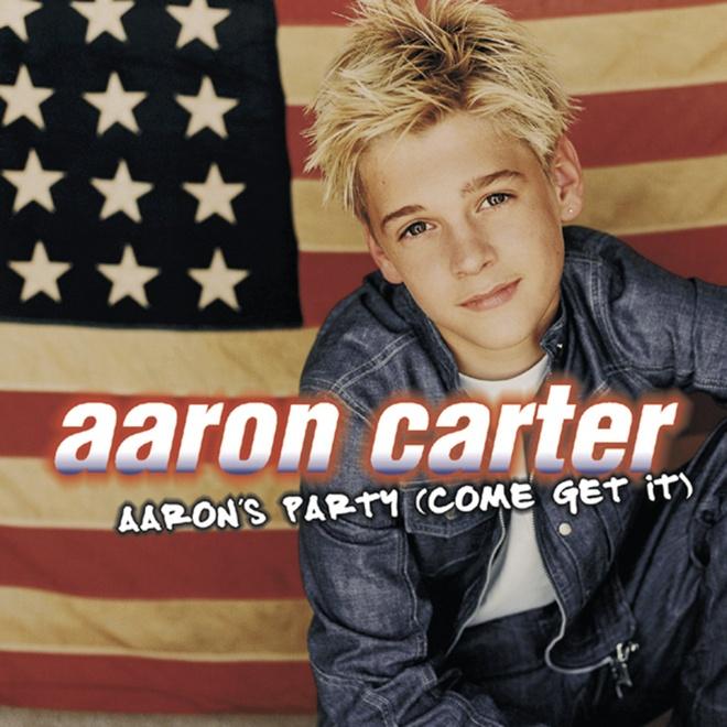 Aaron Carter - 20 nam tu 'Hoang tu nhac pop' thanh ca si het thoi hinh anh 2