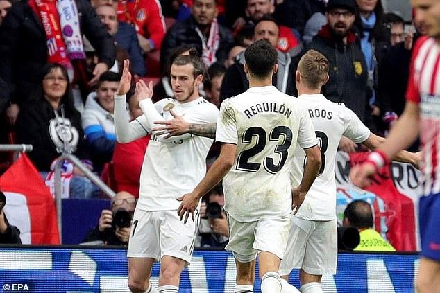 Gareth Bale co the bi cam thi dau 12 tran sau derby Madrid hinh anh 1