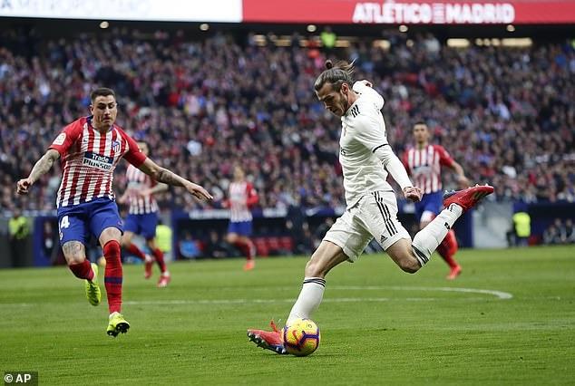 Gareth Bale co the bi cam thi dau 12 tran sau derby Madrid hinh anh 2