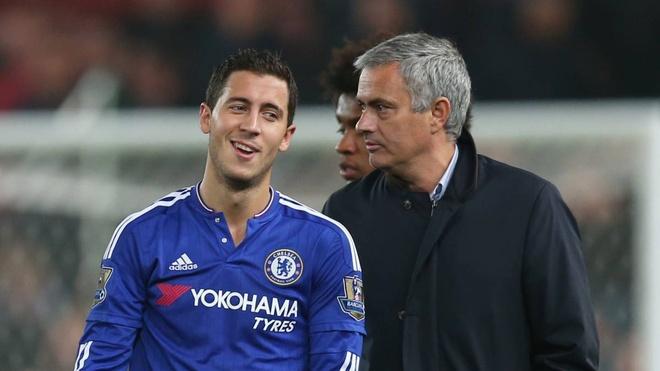 HLV Mourinho: 'Hazard du dang cap de toa sang o Real Madrid' hinh anh 1