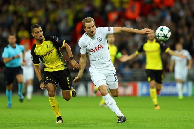 Harry Kane toa sang dua Tottenham vao tu ket Champions League anh 1