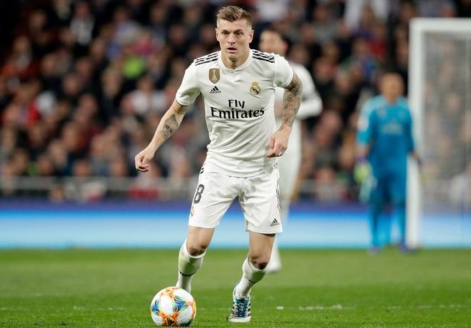 Toni Kroos: 'Dung quen Real Madrid van la doi bong vi dai' hinh anh 2