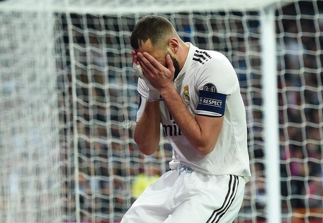 Real Madrid va nhung thong ke dang xau ho sau tran thua Ajax hinh anh 1