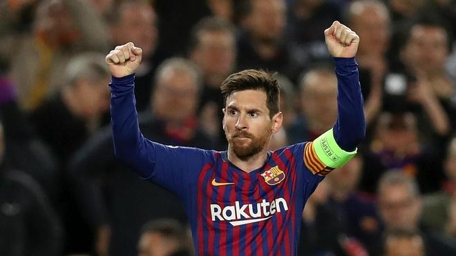 Ronaldo va Messi ruc sang o doi hinh tieu bieu tu ket Champions League hinh anh 11