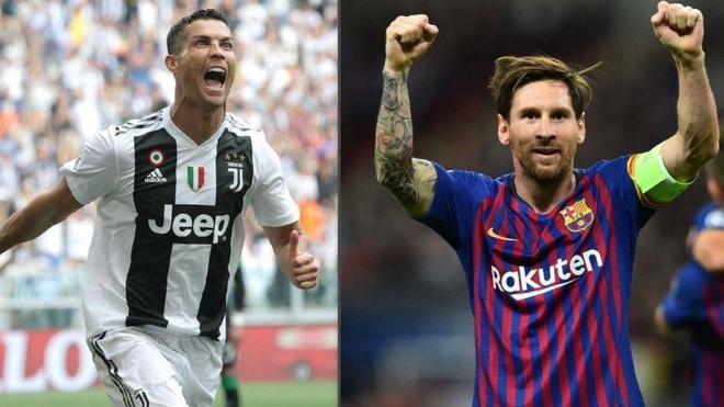 HLV Mourinho: 'Ronaldo va Messi phai hen nhau o chung ket' hinh anh 1