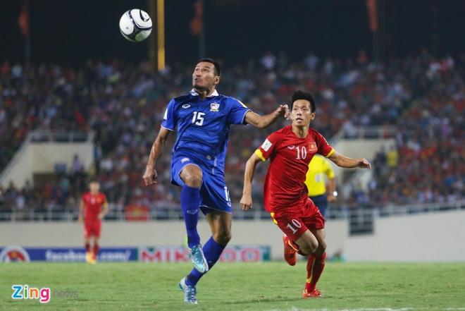 Bao Thai Lan: 'Tuyen Viet Nam se giup King's Cup hap dan hon' hinh anh 1