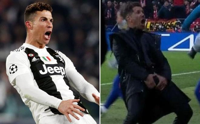 Ronaldo duoc nghi ngoi sau man huy diet Atletico anh 2