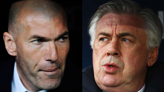 HLV Ancelotti: 'Zidane va Real la cuoc hon nhan hoan hao' hinh anh 1