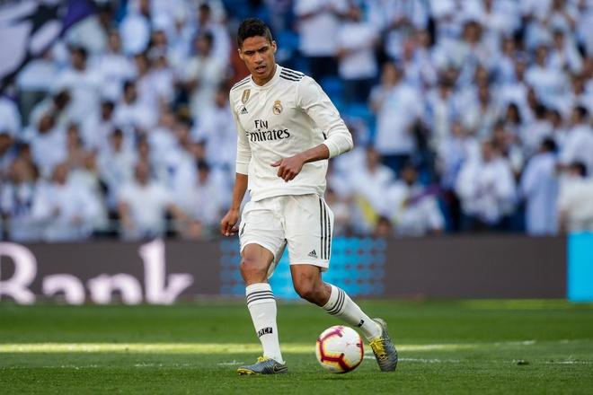 Varane len tieng giua tin don muon chia tay Real Madrid hinh anh 1