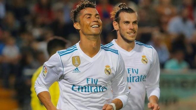 Bale phu nhan mau thuan Ronaldo trong thoi gian khoac ao Real anh 1
