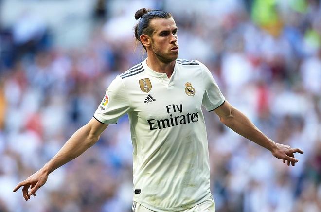 Bale phu nhan mau thuan Ronaldo trong thoi gian khoac ao Real anh 2