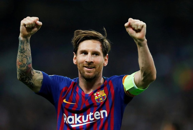 Messi mang tin vui cho co dong vien Barcelona hinh anh 2