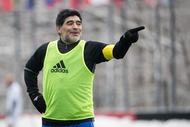 Diego Maradona chi trich Messi va dong doi sau tran thua cua Argentina hinh anh 1