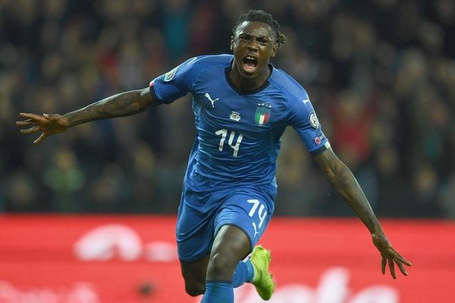 Sao tre Italy bung no nho hoc theo Cristiano Ronaldo hinh anh 1