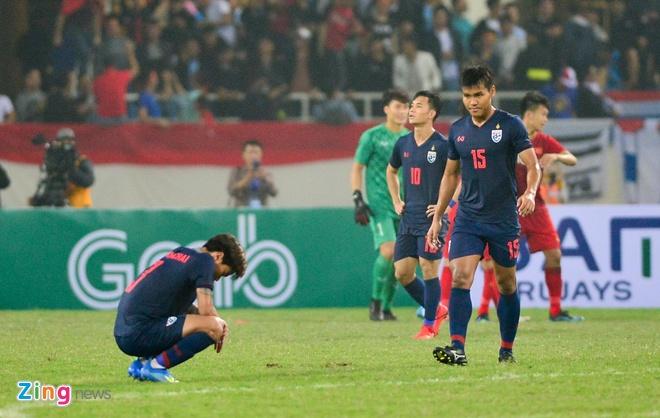 CDV Viet Nam che gieu Thai Lan 'giau bai' o vong loai U23 chau A hinh anh 1