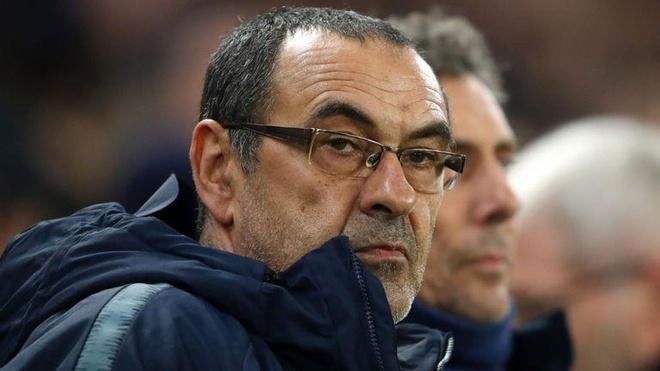 HLV Sarri tuc gian khi bi CDV Chelsea chi trich anh 2