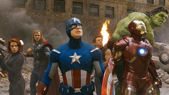 The Avengers anh 3