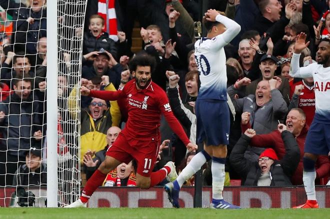 Juergen Klopp thua nhan Liverpool thang may Tottenham hinh anh 2