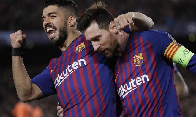 BLV Quang Huy: 'MU phai dung ca he thong de can Messi' hinh anh 1