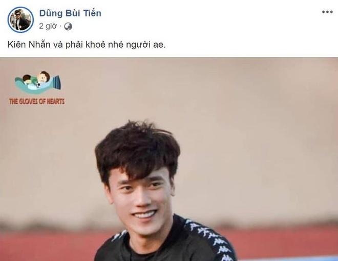 CDV cho ngay Bui Tien Dung tro lai toa sang o CLB Ha Noi hinh anh 1