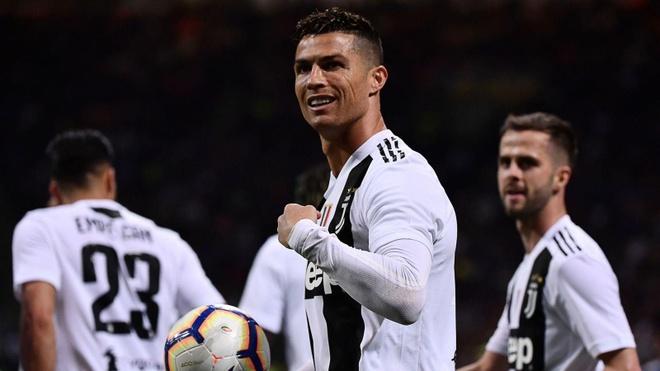 Juventus bat bai o Serie A khi co Ronaldo trong doi hinh hinh anh 1