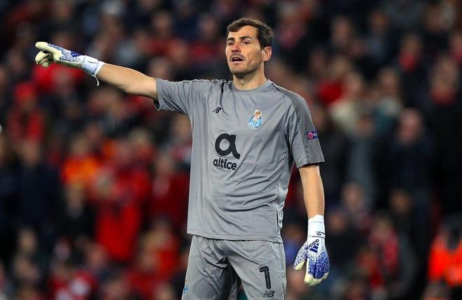Casillas anh 1