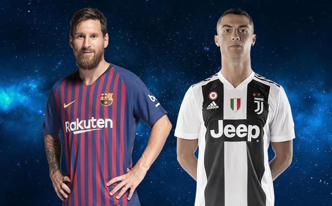 Ronaldo - Messi va cai lac dau bat luc o Champions League hinh anh 1