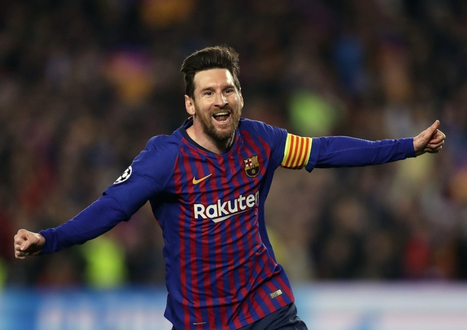 Thong ke kinh ngac ve su xuat sac cua Lionel Messi hinh anh 2