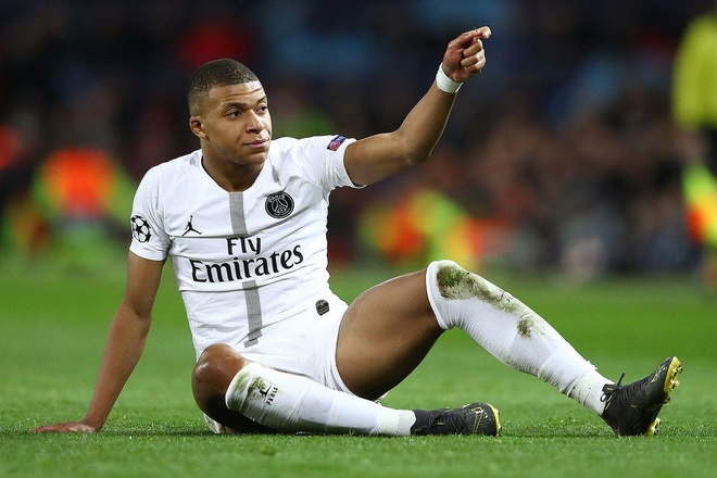 PSG dung tien de danh bai Real Madrid trong vu Mbappe hinh anh 1
