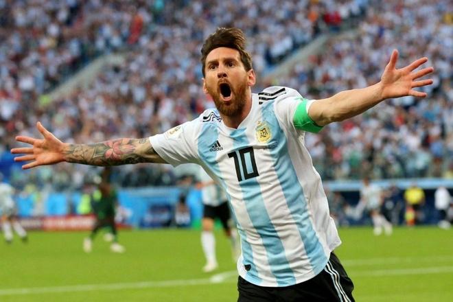 Messi du Copa America, Icardi bi gach ten khoi tuyen Argentina hinh anh 1