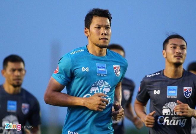 Thai Lan vs An Do anh 3