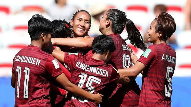World Cup nu 2019,  tuyen Thai Lan anh 2