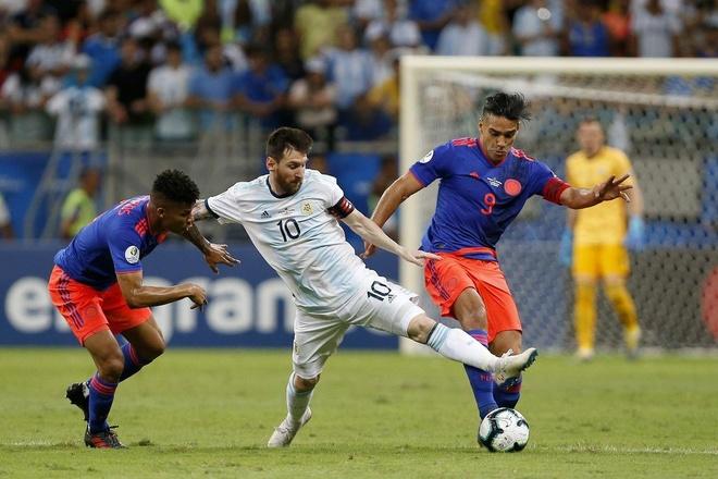 Copa America 2019,  Messi tai Copa America 2019 anh 2