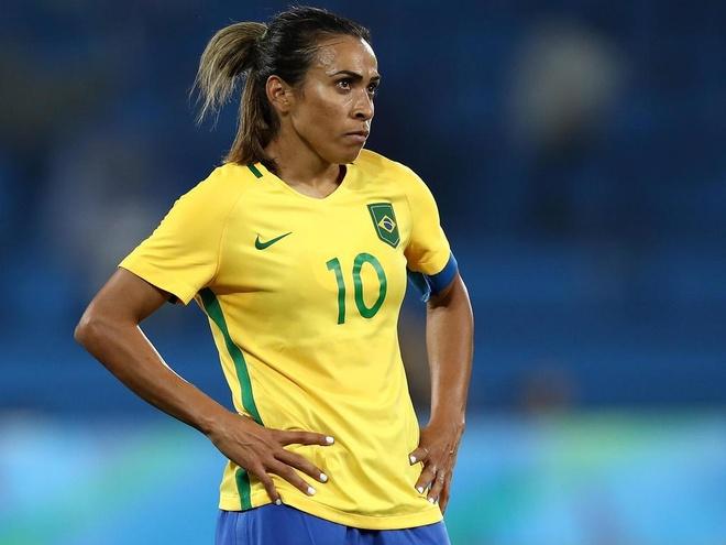 Tuyen thu Brazil lap ky luc ghi ban o World Cup hinh anh 2
