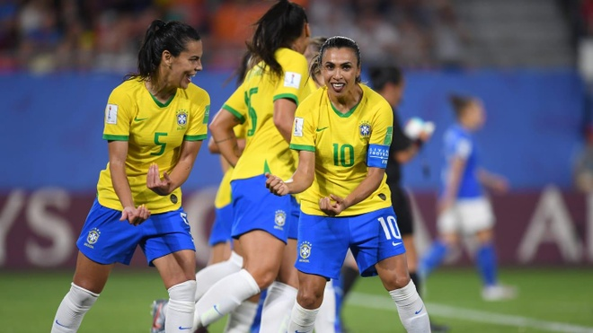 World Cup nu 2019,  Brazil tai World Cup nu 2019 anh 1